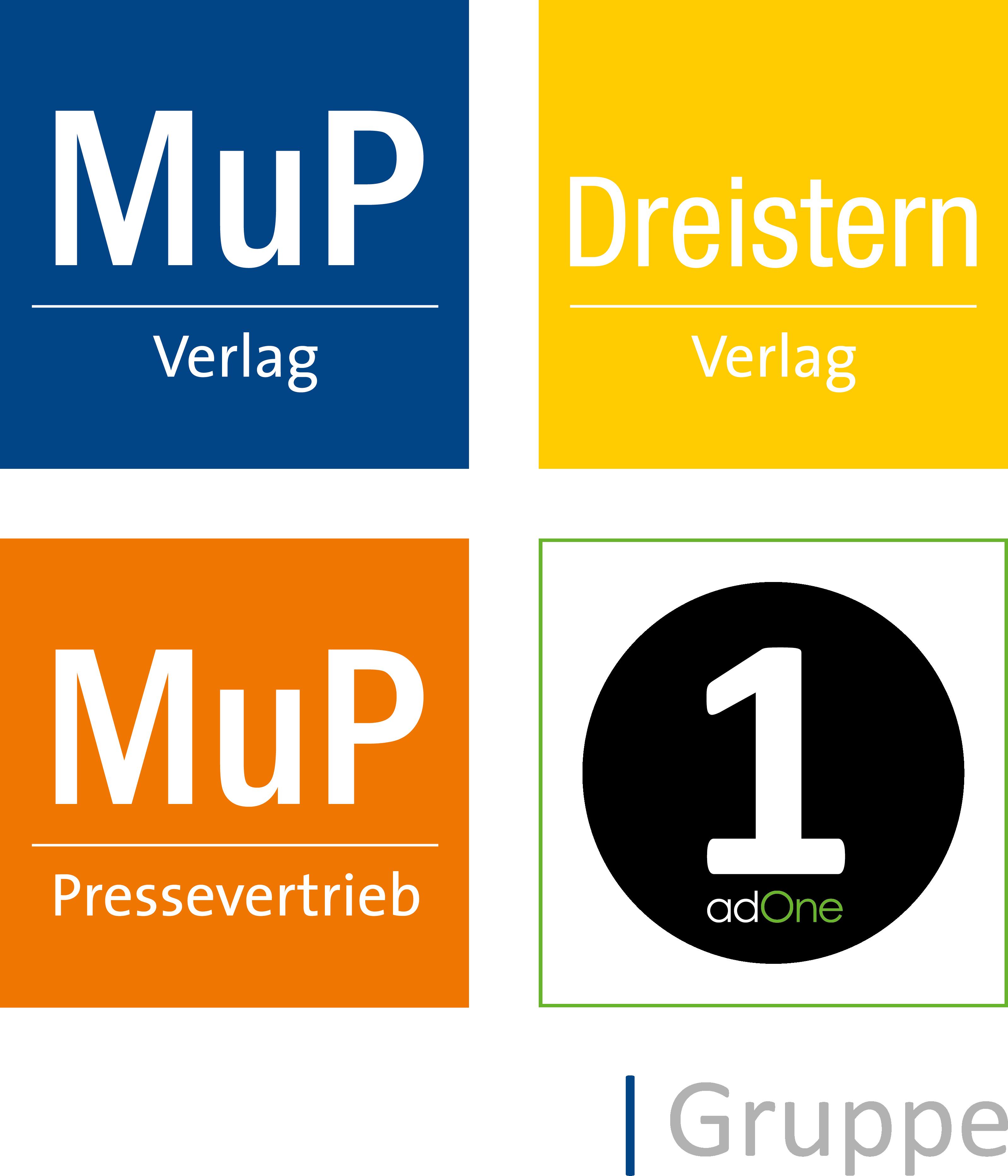MuP Medien Gruppe 4 Logos